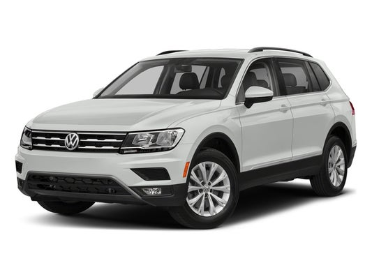 2018 Volkswagen Tiguan 2 0t Sel Premium 4motion In Manhattan Ny Open Road