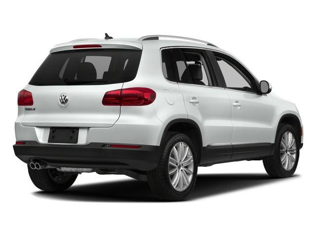 2017 Volkswagen Tiguan Limited 2.0T 4MOTION In Manhattan, NY   Open Road  Volkswagen Manhattan