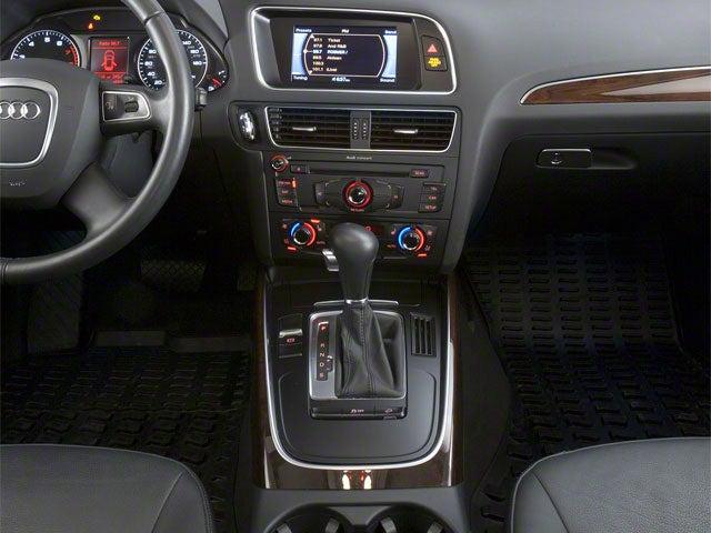 2010 audi q5 interior