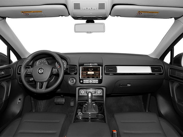 2014 Volkswagen Touareg 4dr 3 6l Sport W Nav New York Ny