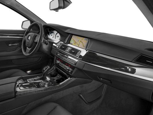 2016 BMW 5 Series 4dr Sdn 535i xDrive AWD