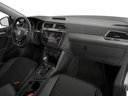 2018 Volkswagen Tiguan 2 0t Sel Premium 4motion In Manhattan Ny Open Road
