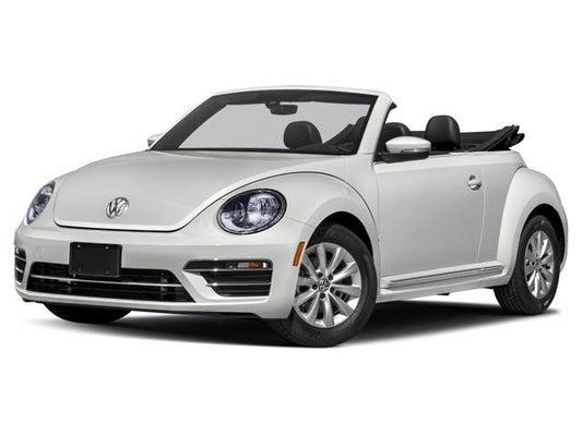2019 Volkswagen Beetle Convertible S Auto In Manhattan Ny Open Road